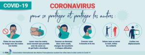 covid-19 matthews france